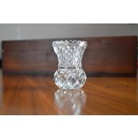 Vaza mica din cristal de Bohemia 6,5 cm - Brittany - Nr catalog 2289 (Vaze