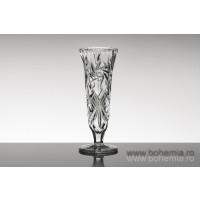 Vaza 21 cm din cristal de Bohemia - Ingrid - Nr catalog 1813 (Vaze)
