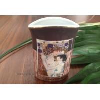 Vaza miniatura GUSTAV KLIMT - CELE 3 VARSTE ALE FEMEII - Nr catalog 1771 (Produse decorative)