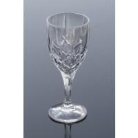 Crystal white wine glasses - Sheffield - Catalog No 812