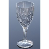 Crystal red wine glasses - Sheffield - Catalog No 813
