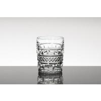 Crystal whisky glasses - Brittany - Catalog No  318