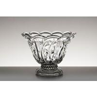 Crystal bowl - Flower - Catalog no 1243