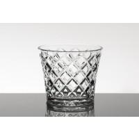 Crystal vase - Catalog No 883