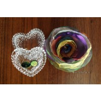 Crystal box - Heart - Catalog no 2904