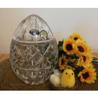 Crystal egg box - Catalog no 2976