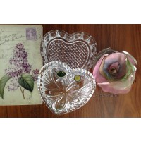 Crystal box Heart - Nr catalog 1607