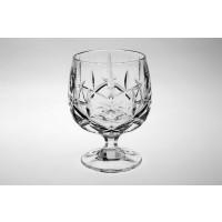 Crystal cognac glasses - Sheffield - Catalog No 1068