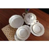Porcelain table set - Bolero Princess - Catalog no 2013