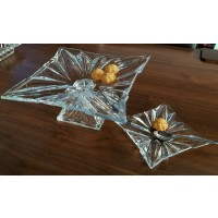 Crystallite cake set - Havana - Catalog no 2652