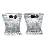 Crystal whisky glasses - Duchess - Catalog No 1184