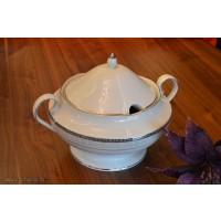 Porcelain soup tureen - GLORIA - Nr catalog 1650