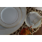 Porcelain breakfast set - Claire - Catalog no 2832