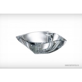 Bol mic 15 cm Bohemia Cristalit - Arezzo - Nr catalog 2461 (Fructiere - Boluri - Platouri)