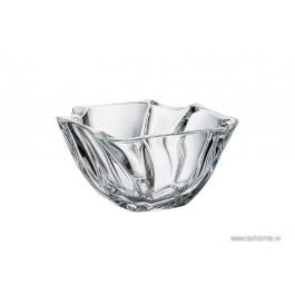 Bol mic 13 cm Bohemia Cristalit - Neptun - Nr catalog 2463 (Fructiere - Boluri - Platouri)