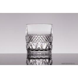Pahare whisky din cristal de Bohemia - Madison / Brittany- Nr. catalog 315 (Pahare)