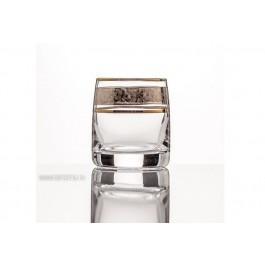 Pahare de tuica/lichior Bohemia Cristalit - Claudia Royal - Nr catalog 3222 (Pahare)