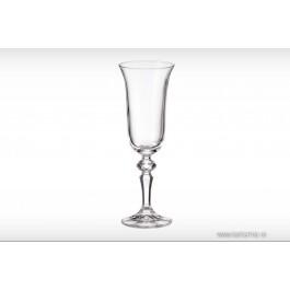 Pahare sampanie 150 ml Bohemia cristalit - Falco - Nr catalog 2565 (Pahare)