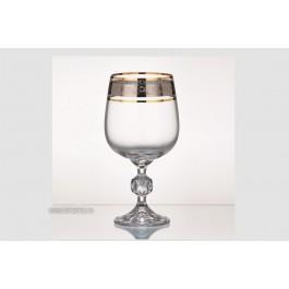 Pahare de vin Bohemia Cristalit - Claudia Royal - Nr catalog 3229 (Pahare)