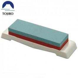Piatra combinata pentru ascutire, granulatie 200/1000, F-432 - Nr catalog 2685 (Cutite profesionale japoneze)