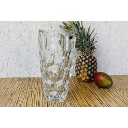 Vaza 28 cm din cristal de Bohemia - Lunar - Nr catalog 3558 (Vaze)