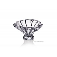 Bol 15 cm Bohemia Cristalit - Venus - Nr catalog 2004 (Fructiere - Boluri - Platouri)