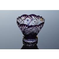 Bol 20 cm din cristal de Bohemia - Imperial - Nr catalog 494