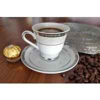 Serviciu de cafea espresso 6 persoane - Gloria - Nr catalog 2836 (Set Servicii Portelan de cafea)