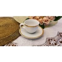 Serviciu de cafea 110 ml 6 persoane - Amelia - Nr catalog 3264 (Set Servicii Portelan de cafea)