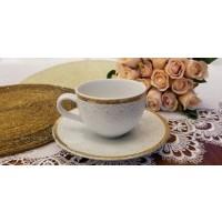 Serviciu de cafea 220 ml 6 persoane - Amelia - Nr catalog 3265 (Set Servicii Portelan de cafea)