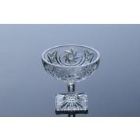 Set 6 cupe pentru inghetata din cristal Colectia Majestic