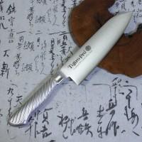 Cutit Profesional Japonez Santoku,Tojiro Pro, cutie lemn, FG-52, 170 mm - Nr catalog 1583 (Cutite profesionale japoneze)