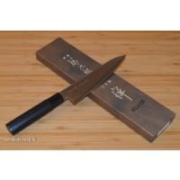 Cutit Profesional Japonez Gyutoh, Tojiro Zen Black FD-1563, 18cm - Nr catalog 2678 (Cutite profesionale japoneze)