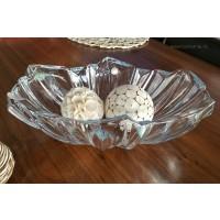 Bol oval 38 cm Bohemia cristalit - Havana - Nr catalog 2649 (Fructiere - Boluri - Platouri)