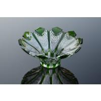 Fructiera 30 cm din cristal de Bohemia - Peel - Nr catalog 402 (Fructiere - Boluri - Platouri)