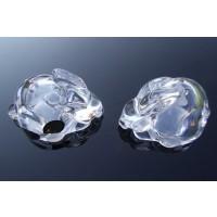 Set 2 solnite iepuras din cristal de Bohemia - Nr catalog 2963 (Solnite)