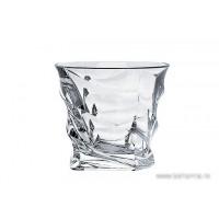 Pahare de whisky Bohemia cristalit - Casablanca - Nr catalog 2673 (Pahare)