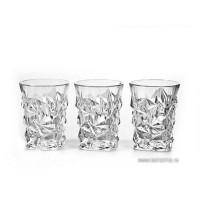 Pahare aperitiv sau suc 190 ml cristal de Bohemia - Glacier - Nr catalog 3534 (Pahare)