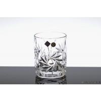 Pahare de whisky 360 ml din cristal de Bohemia - INGRID - Nr. catalog 1895