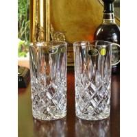 Pahare longdrink 380 ml din cristal de Bohemia - Sheffield - Nr catalog 811