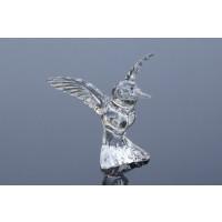 Figurină din cristal Pasare colibri