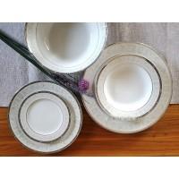 Serviciu de masa din portelan 20 piese - GLORIA - Nr catalog 2047