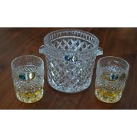 Set 6 pahare de whisky si vas pentru gheata - Madison - Nr catalog 2119 (Pahare cu sticla)