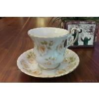 Serviciu de cafea 220 ml din portelan 12 piese - IWONA - Nr catalog 1066 (Set Servicii Portelan de cafea)