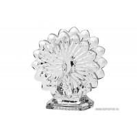 Suport servetele cristal de Bohemia - Paun - Nr catalog 2974 (Diverse)