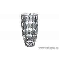 Vaza Bohemia cristalit 25.5 cm - Diamond - Nr catalog 2214 (Vaze)