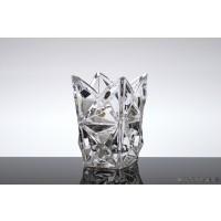 Vaza 13 cm din cristal de Bohemia - Glacier - Nr. catalog 130 (Vaze)