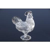 Caseta 21 cm din cristal de Bohemia - Cocos - Nr catalog 771