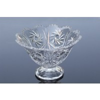 Bol 13.5 cm din cristal de Bohemia - Nr catalog 1475