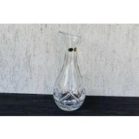 Decantor fara dop din cristal de Bohemia - Sheffield - Nr catalog 3562